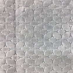 Absorbente de alta PE película perforada de toalla toalla sanitaria Hoja superior