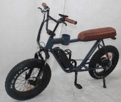 """電気20 """" 48V500W組み込みのBafangのモーターを搭載するインチのMounatinのバイク"""