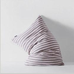 Jersey-Bambusshell-Streifen-Täuschung-Kissen