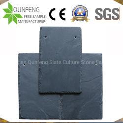 Popular de China de alta calidad de forma rectangular de tejas de pizarra natural