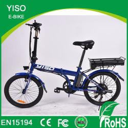 Chinois bon marché de gros de la ville de rapide Ebike avec moteur brushless à moyeu pour les adultes Bicyclette électrique 36V de la batterie