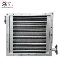 Tubo de Aço Inoxidável de alumínio com óleo térmico permutador de ar