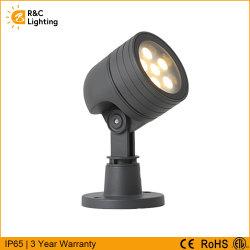 線間電圧100-240V 10W 20W IP65 LEDの景色の点プロジェクターライトの上の屋外の外部の庭のヤードを防水する