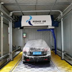 آلة غسل السيارات الآلية تعمل بالآليين تعمل بالمستعمل بالليزر 360 Risense بسرعة منظف