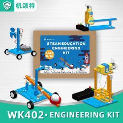 Los niños de la ciencia de la cola de vapor de juguete DIY extintor de incendios inteligente para la Educación la Ciencia Toy de regalo para niños