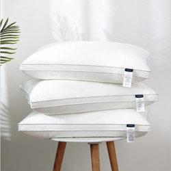 Cubierta de bambú Loft almohadas Cuello ajustable