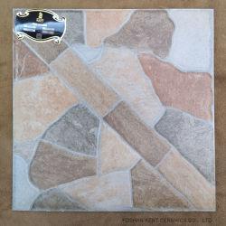 3D de la conception de Pierre 40*40cm pour mur et sol en céramique dans la fabrication de Foshan