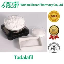 Высокочистая точка, эффективное использование медицины Tadalafil Высокая прочность