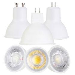 مصباح LED الضوئي LED الضوئي LED لـ MR16 بقدرة 12 فولت وبقوة 5 واط MR16 تحت الأضواء