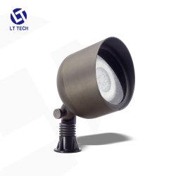 Латунные Die-Cast Lt2304 12V привели ландшафт освещение пола/Зажимное приспособление на стену