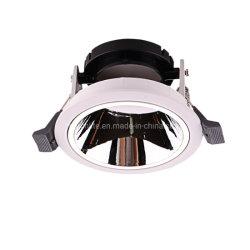 屋内現代様式 DIY LED のマウスルのスポットライト 5-15W の明るい銀反射のコップの壁洗濯機ライトはホテル、店の窓、オフィスの建物で使用する