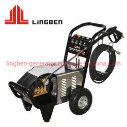 Coche eléctrico de la arandela de presión de la planta de alta presión máquinas lavadoras industriales de lavado de equipos de limpieza limpiador de la máquina