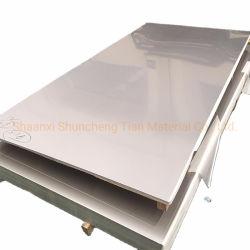 Dakbedekking materialen koud gewalst 2b/Ba afgewerkt / helder gepolijst 304 SS-blad 316/316L RVS-blad