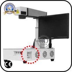 La gravure au laser de marquage Logo Install-Free multifonction sur le métal Outil en plastique