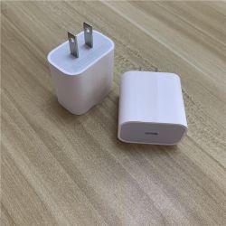 Apple iPhone용 20W PD 급속 충전기 USB-C 전원 어댑터 12 iPad 2020