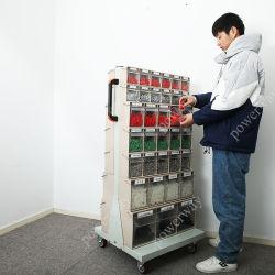 Наращиваемый Powerway отсек для хранения электронных компонентов тележки тележки