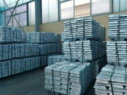Usine de zinc pur chinois de lingots de haute pureté 99,995% lingot de zinc