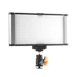 فيديو الكاميرا المحمولة E-160 القابلة للتحايل بلوحة الطاقة العالية الفائقة ضوء LED