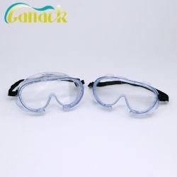 Anel de protecção de segurança de Nevoeiro anti óculos de vidro para o Hospital