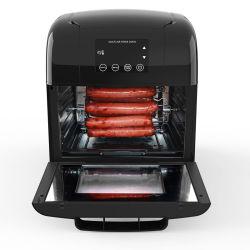 Banheira de venda de ar de alta qualidade fritadeira Max XL (100 receitas) panela elétrica de um forno quente elétrico toque LED Tela digital com 11 pré-sintonias