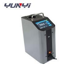 Lo schermo attivabile al tatto di rendimento elevato portatile asciuga il calibratore Witn LED di temperatura del blocco
