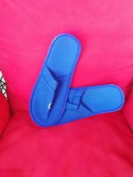 Pantoufles jetables EVA personnalisés Hommes Femmes chaussures Lady Slipper Airline Hôtel ou frais de voyage