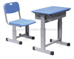 학교 가구 학교 합판 중학교 책상과 의자 강의실 데스크와 의자
