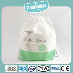 Katoenen doekjes nat Dry gebruik Clean Face Body Soft Care Gevoelige huid