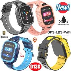 중국 공장 출하 시 고품질 안전 IP67 방수 2G GSM 어린이 원격 카메라 D13G로 GPS 추적 감시