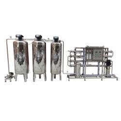 Stahlreinigungsapparat-alkalisches des Wasser-2m3/H/Mineralwasser-Maschine RO-Pflanzen-RO-Selbstfilter