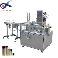 Máquina Cartoning, Xangai Xiaoteng Máquina Cartoning caixa para a medicina
