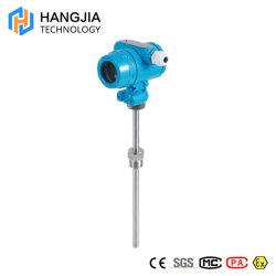 Affichage antidéflagrant HART Transmetteur de température du capteur PT100