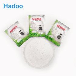 25 g 30 g 50 g di detergente in polvere per bucato di fabbrica OEM per il lavaggio Macchina con profumo di lavanda floreale forte