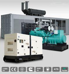 자동 시동 고정식 발전기 세트 Deutz 엔진 280kw/350kVA 공급 프라임 308kw/385kVA 대기 전력 전기 디젤 발전기 세트 발전기 발전소