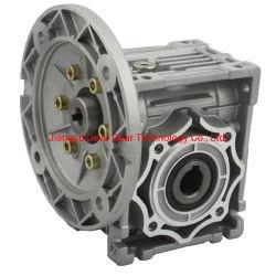 Motor DC micro de alta precisão de velocidades de worm, Worm Nmrv Caixa de velocidades Worm 110
