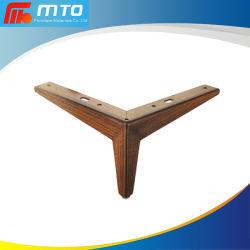 Madera Metal Color Prower sofá de hierro fundido de la pierna las piernas para muebles modernos muebles Sofa pies