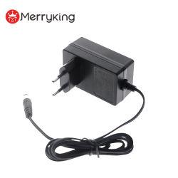 La CE62368-1 Merryking GS en 12V 3A 36W Adaptador de corriente para vídeo/audio, luces LED/cámara CCTV
