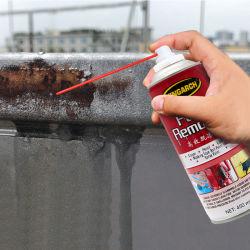 تزيل بسهولة نسخ التخريب الخارجي وأقلام التخطيط، وإزالة الكتابة على الجدران/منظف/بخاخ الجدارية الطلاء ما بعد
