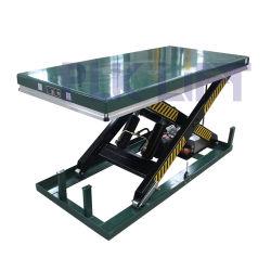 2ton portable Table élévatrice à ciseaux de machine à coudre
