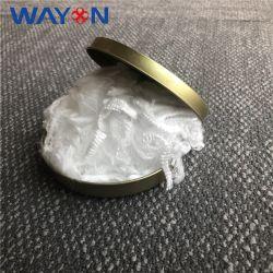 100% [بتف] [شميكل فيبر] صاف بيضاء