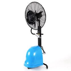 Pulvérisation d'eau de 30 pouces Kanasi brumisation électrique AC La poussière de plein air du refroidisseur ventilateur statif