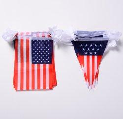 Оптовая торговля дешевые Custom мини национального флага таблицы с подставкой