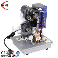 Китай полуавтоматический электрический пакетный дата производства кодирование печатной машины