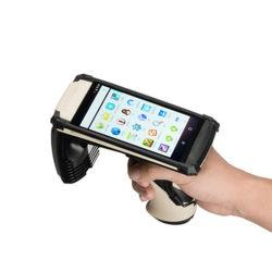 Longue portée Bluetooth WiFi Android 6.0 EPC Gen2 plusieurs balises ordinateur de poche lecteur RFID UHF