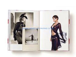 Format A4 Imprimé Photo Magazine Taille personnalisée logo imprimé Zhuhai prix d'usine OEM de la Chine au fournisseur de bonne qualité