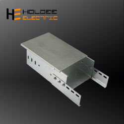 電流を通されたか、または電流を通された浸る防水熱いCチャネルの鋼鉄電線の皿の導通のサイズおよびステンレス鋼304/316の梯子のケーブル・トレーアルミニウム皿