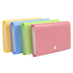 Office Stationery Paper ACCORdion Document Folder توسيع ملف Office