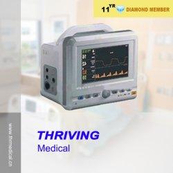 Draagbare SpO2 Geduldige Monitor (thr-T600F)