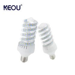 3 W 5 W 7 W 9 W 12 W 16 W 20 W 23 W 30 W LED Lampada a risparmio energetico a spirale E27 - Bianco caldo