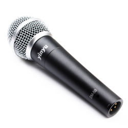 전문가 Handheld Singing&#160를 위한 XLR에 의하여 타전되는 동적인 음성 마이크 전문가;